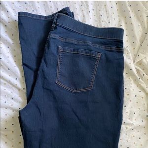 DH plus size jeggings new w/o tags 3X/24
